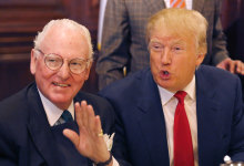 Donald Trump, Chicago Alderman Edward Burke