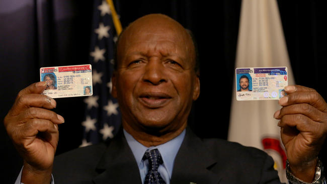 Create Concerns Facial-recognition Licenses Privacy To New Will Driver's Illinois Technology Raising Use