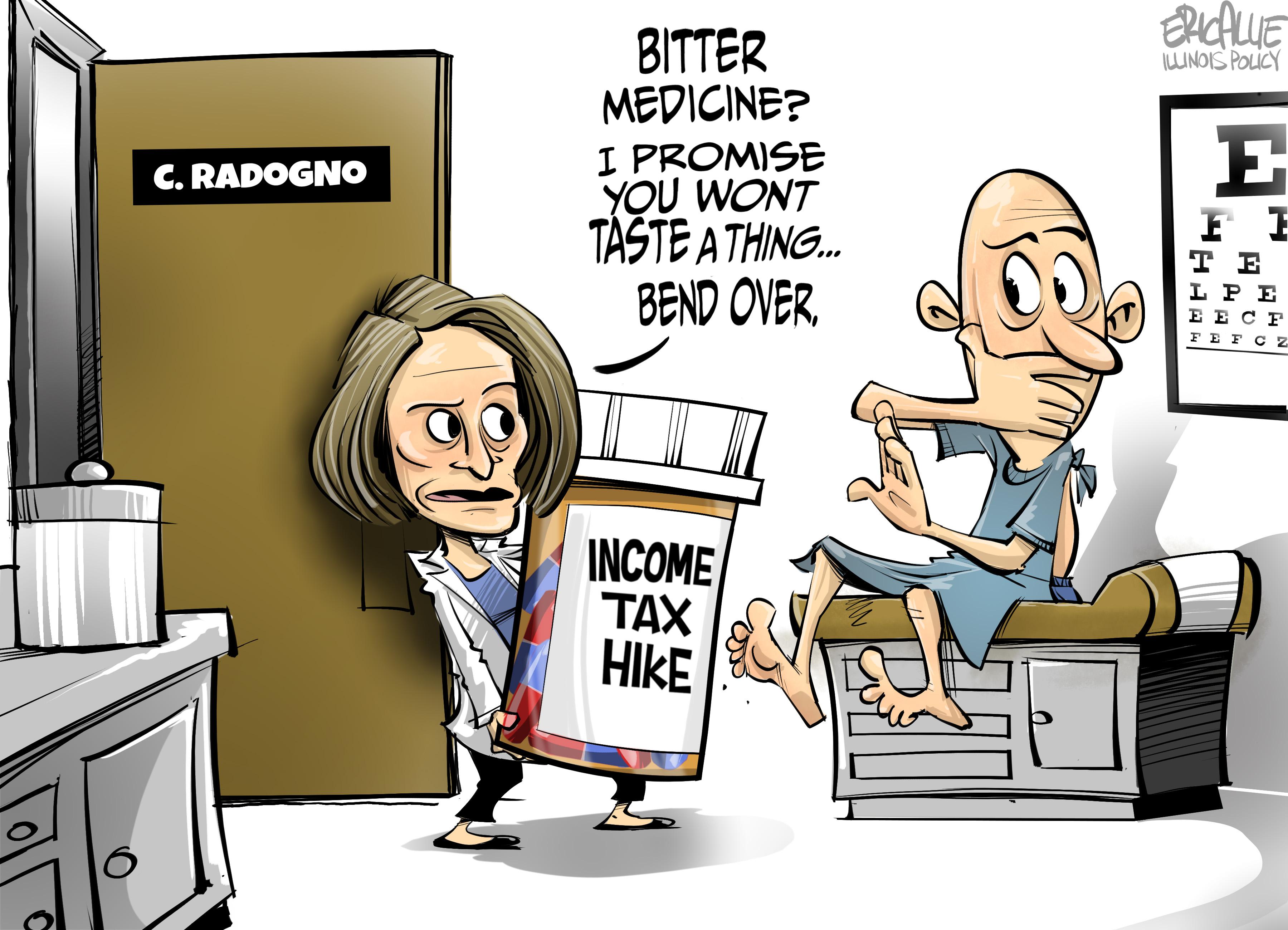 Radogno's poison pill – Illinois Policy
