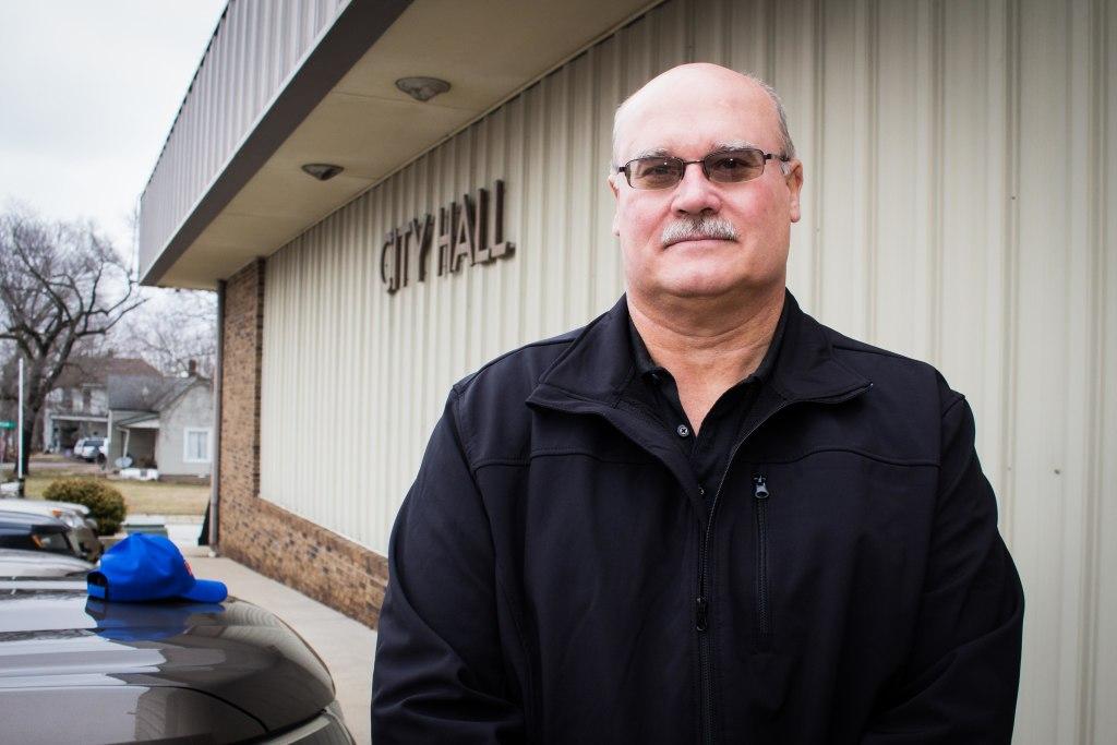 forgotten illinois: Mayor Mark Bolander