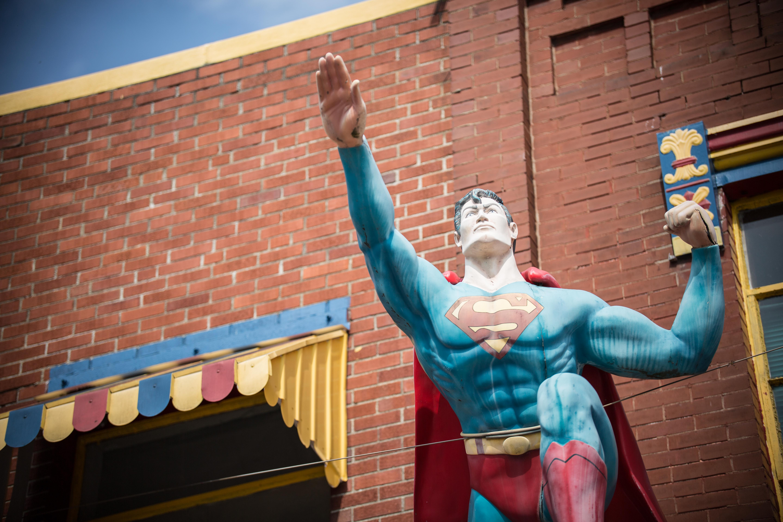Superman Metropolis Illinois