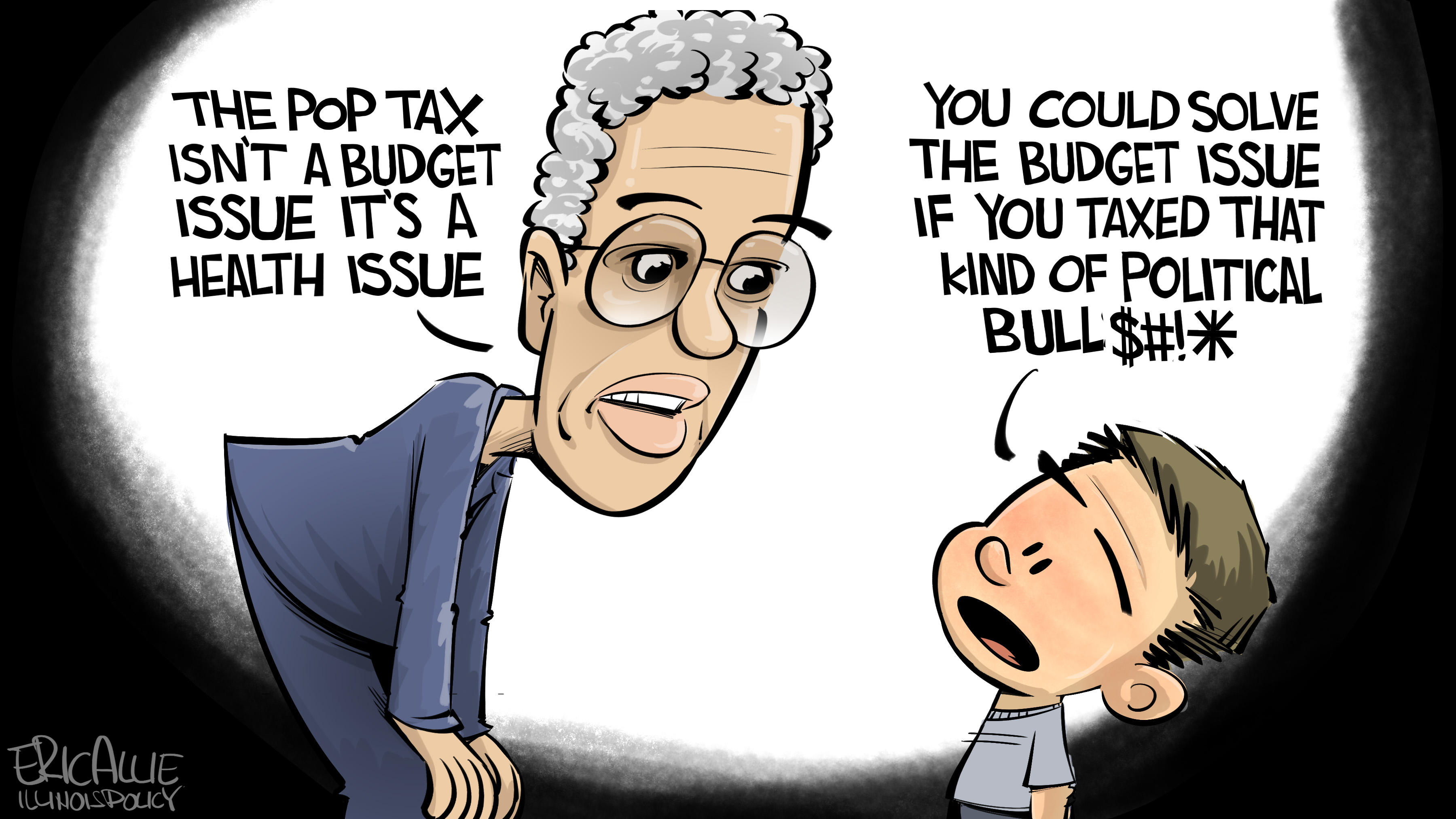 Preckwinkle's pop tax
