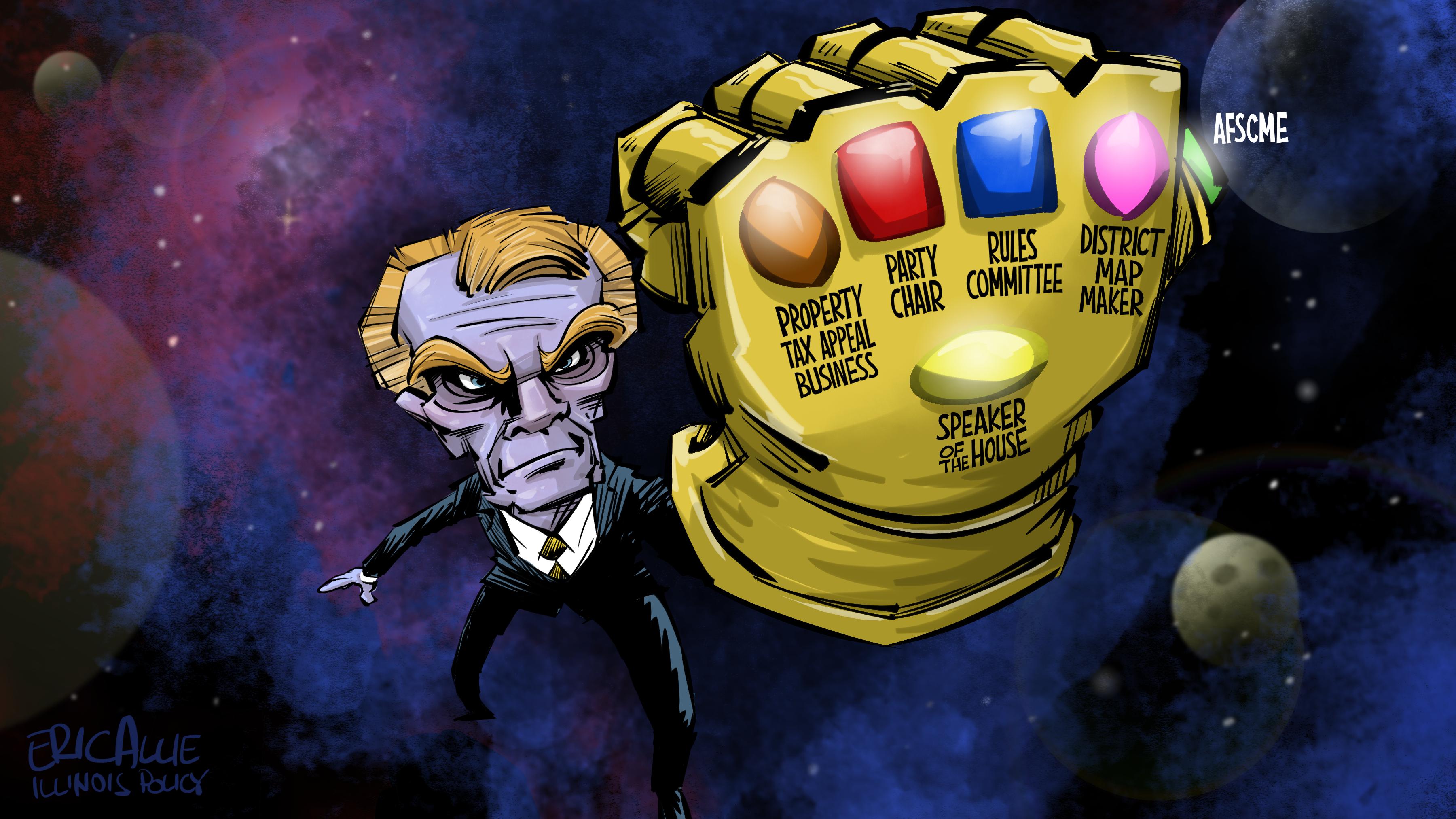 Infinity War: Thanos infinity stones