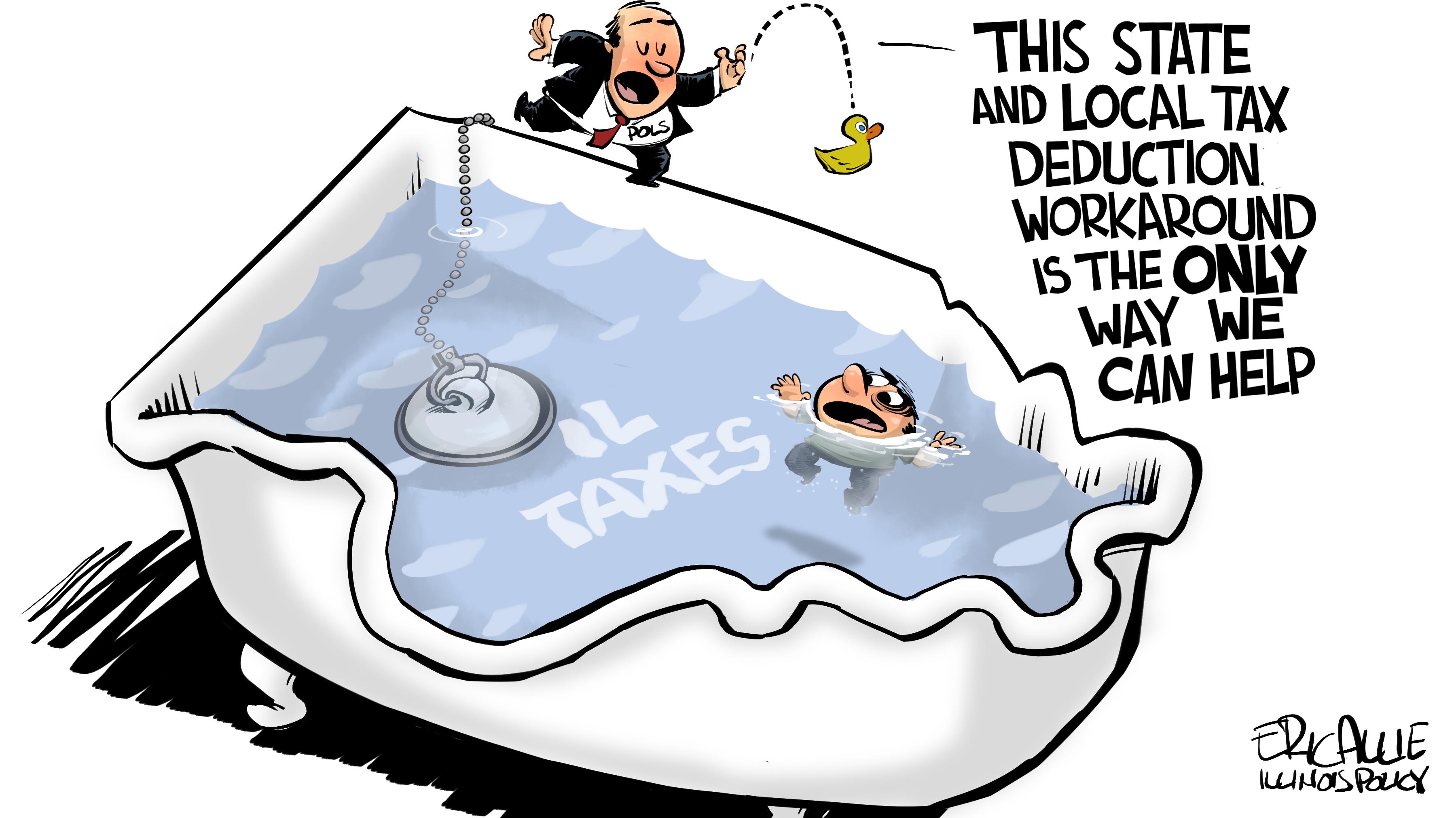 Illinois SALT taxes workaround