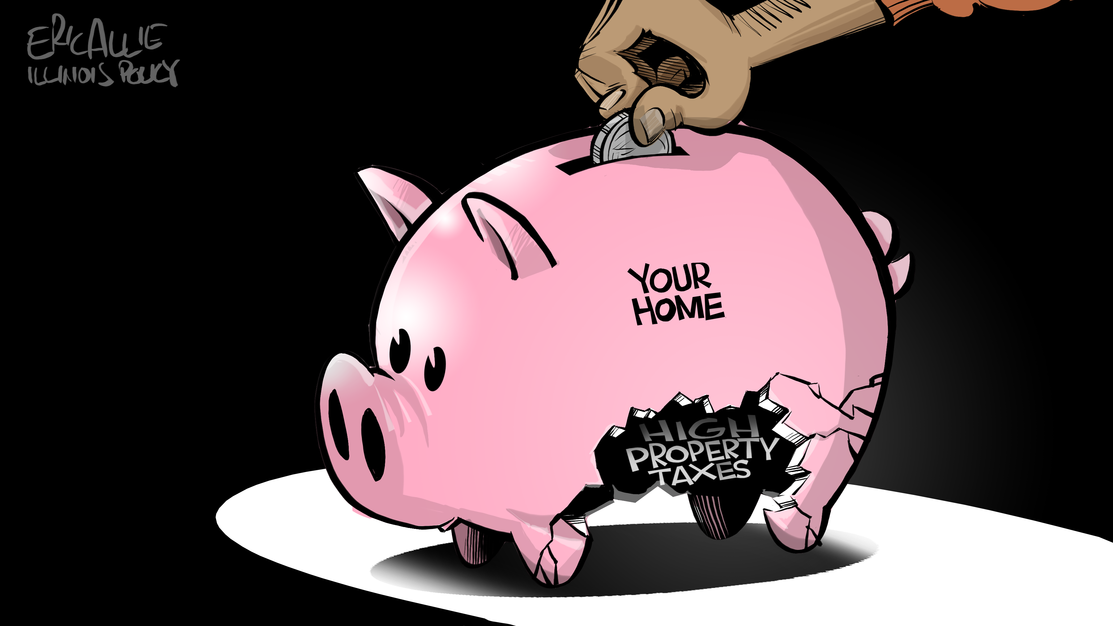 Property taxes stealing home value