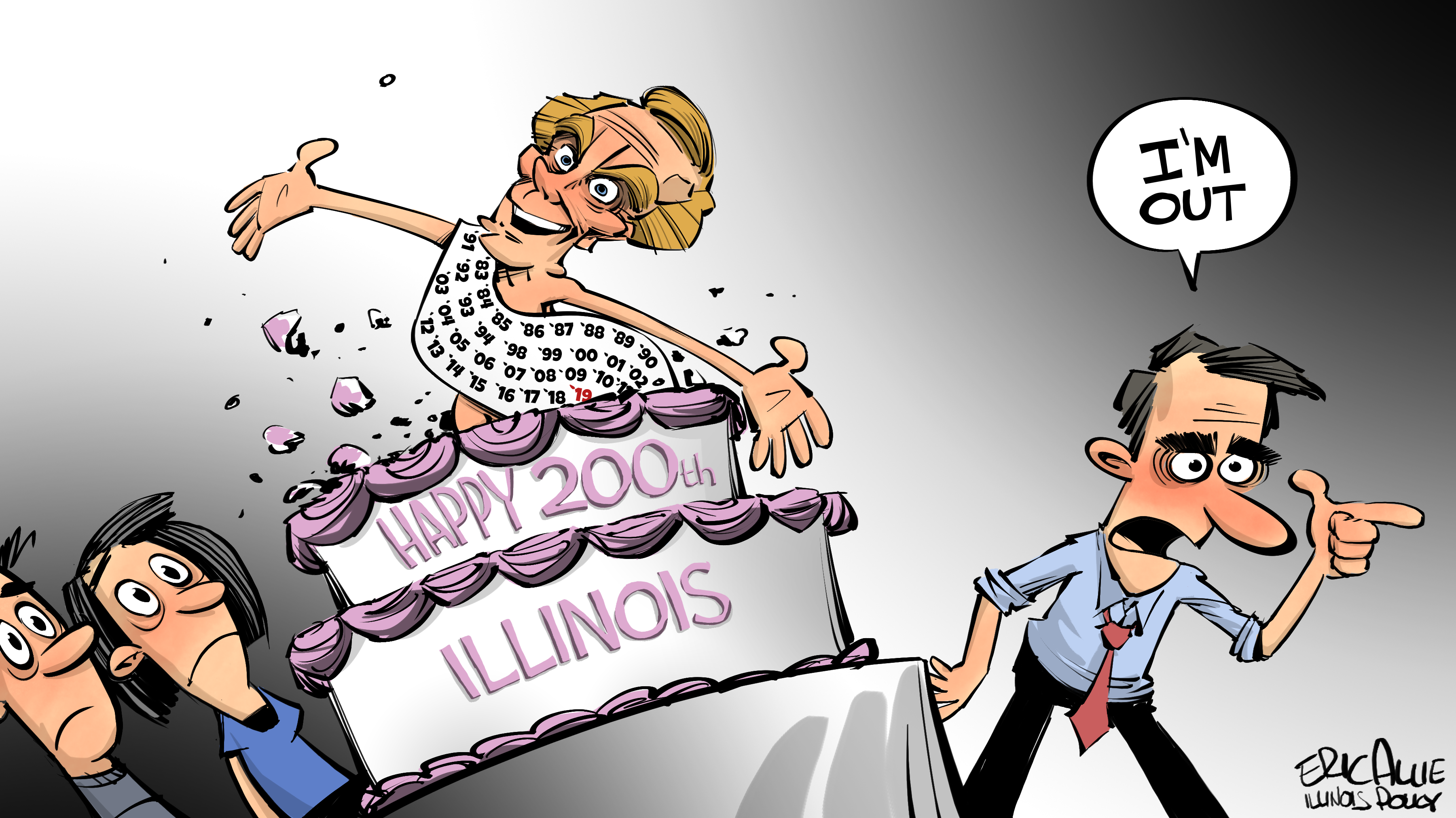 Happy 200th Birthday, Illinois