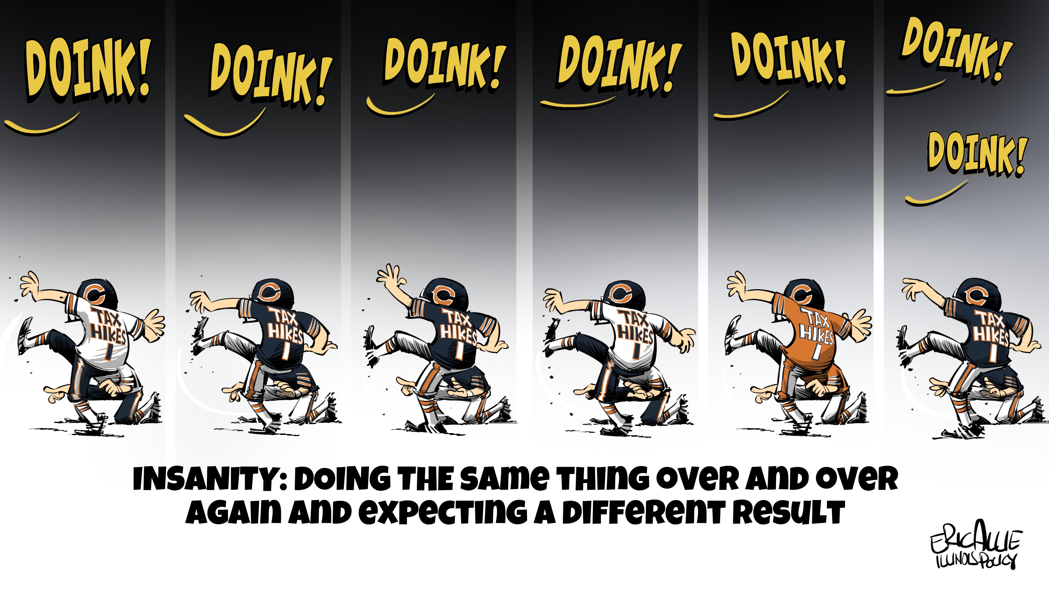 Tax hikes: doink