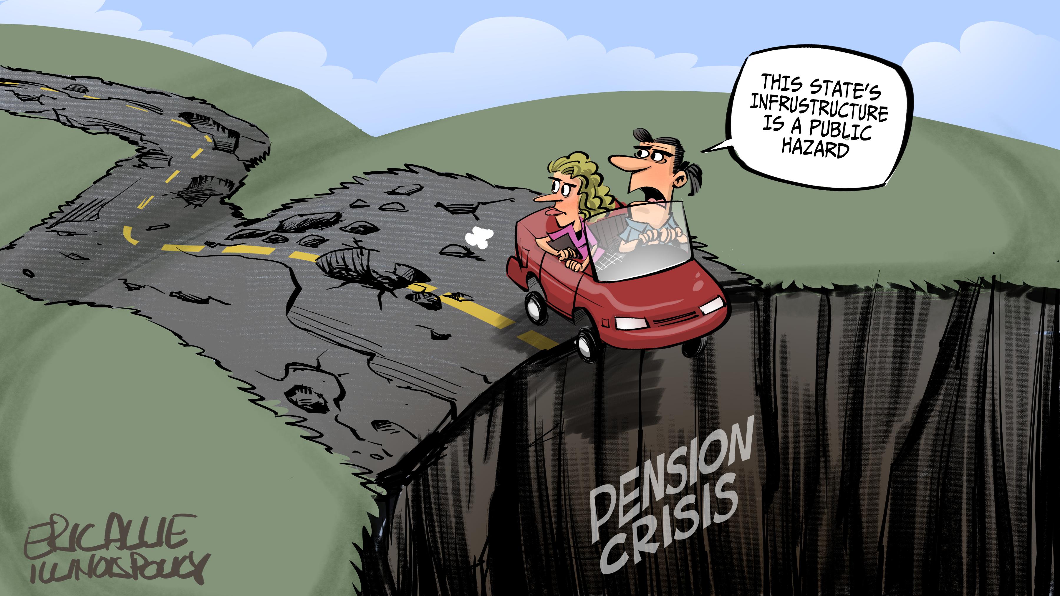 Illinois' infrastructure problems