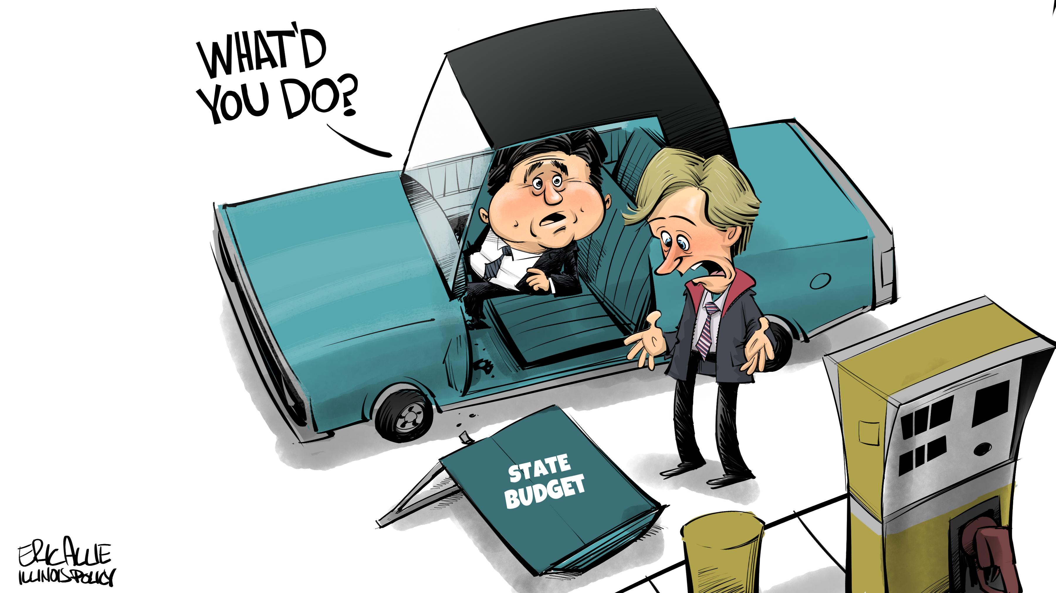 Gov. Tommy Boy's state budget