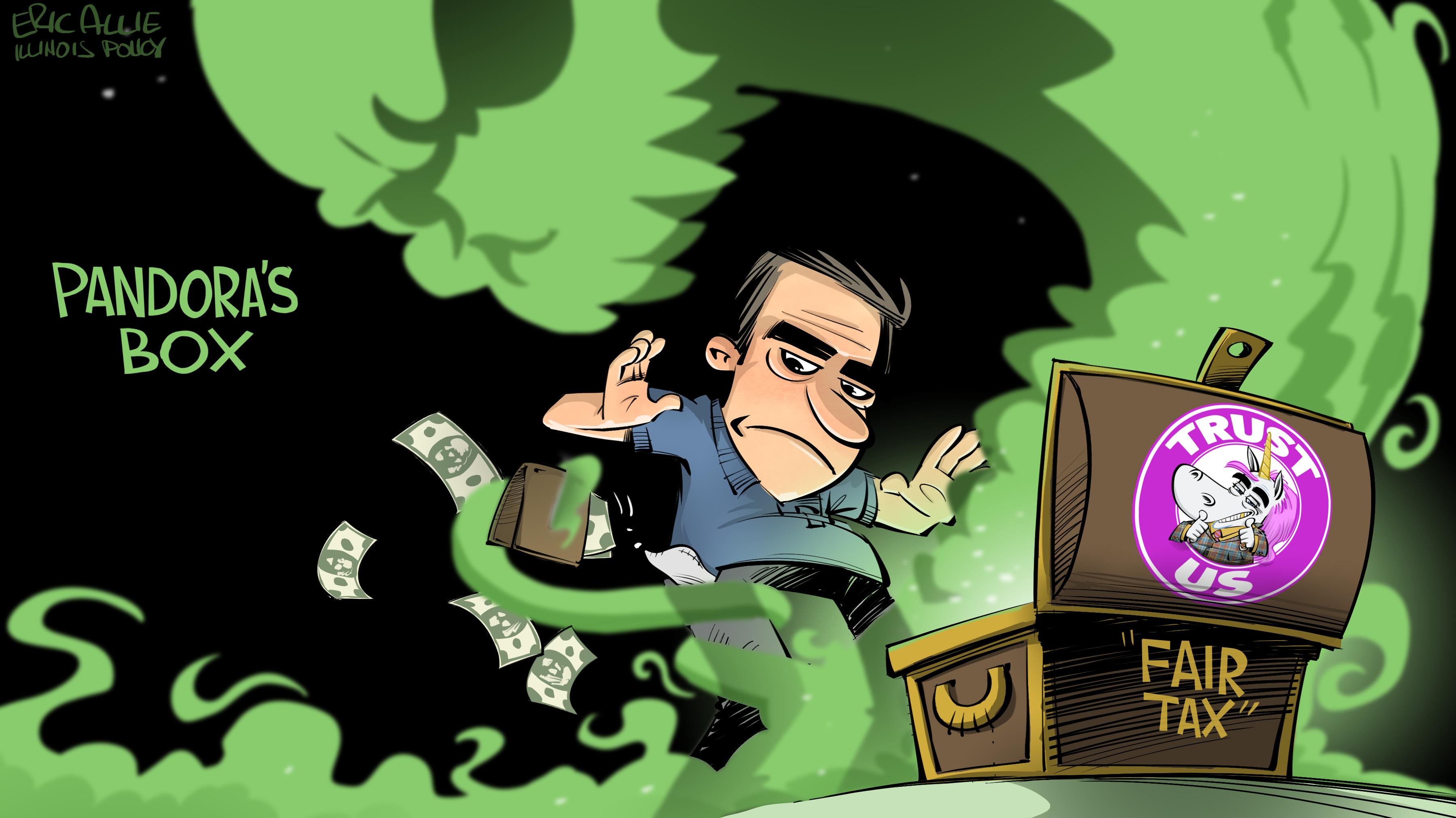"""Pandora's """"fair tax"""" box"""