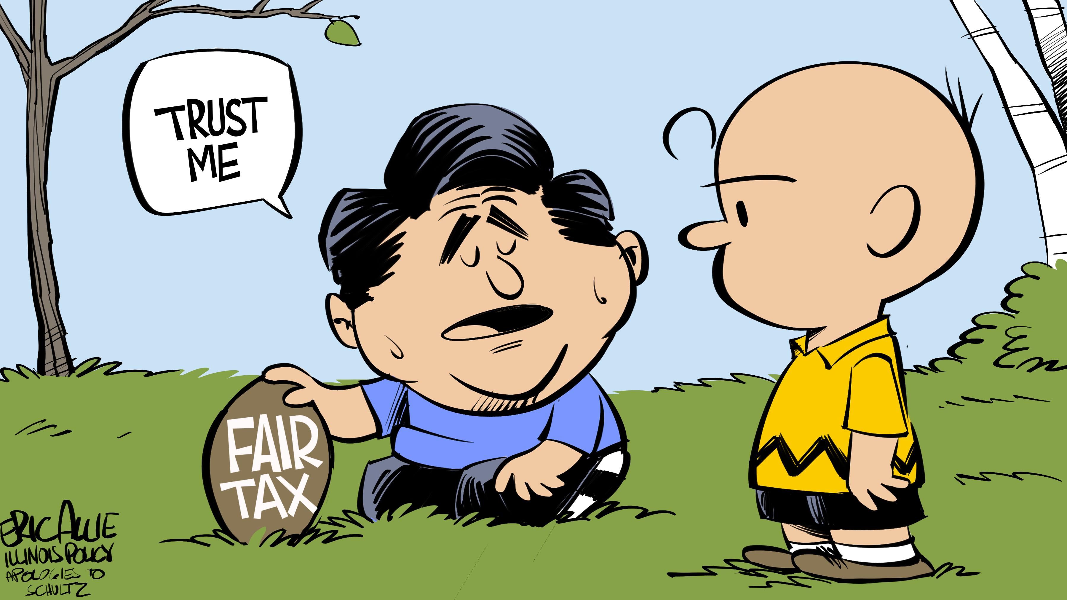 """""""Fair Tax"""" Peanuts"""