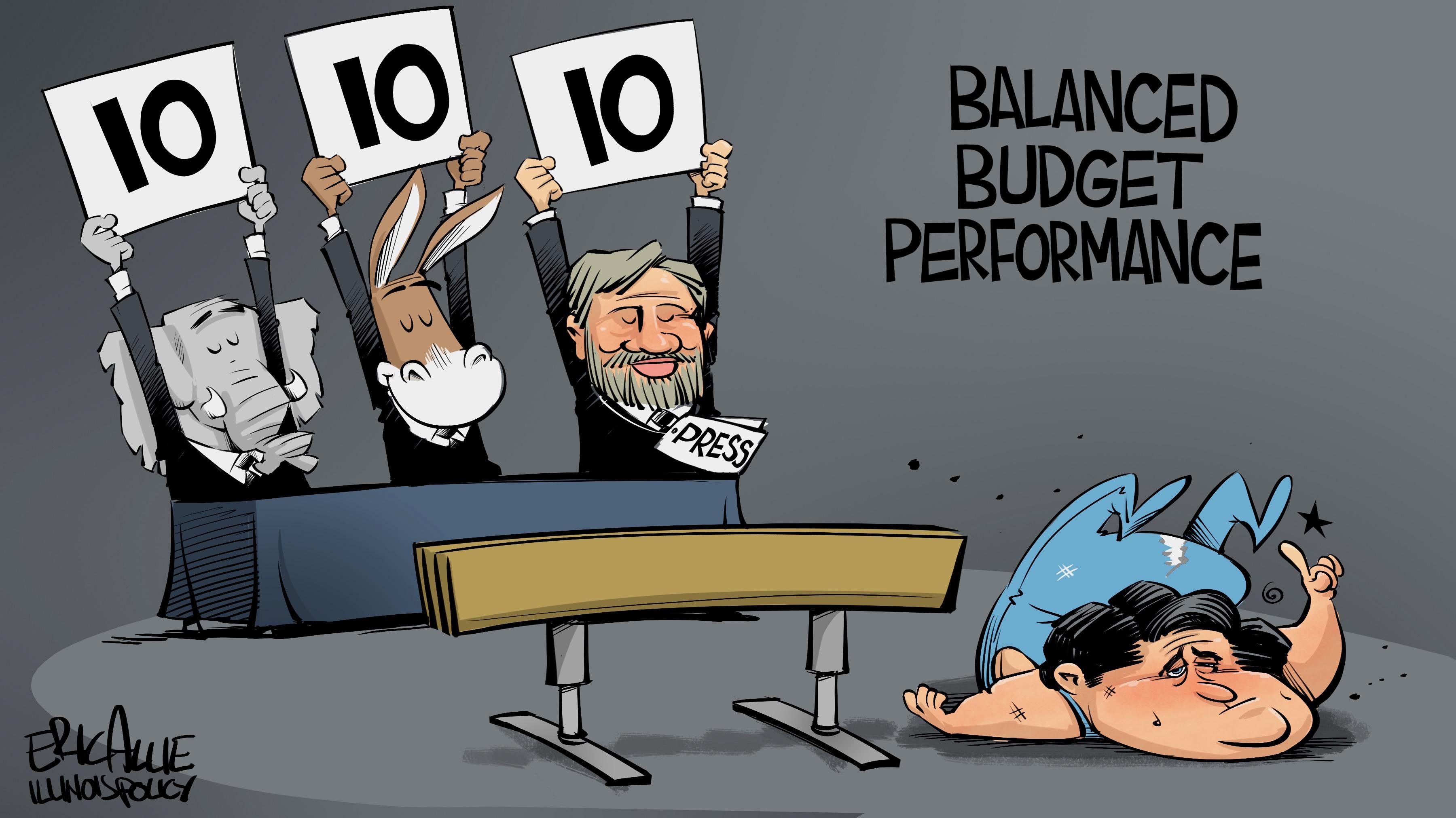 Balanced budget performance