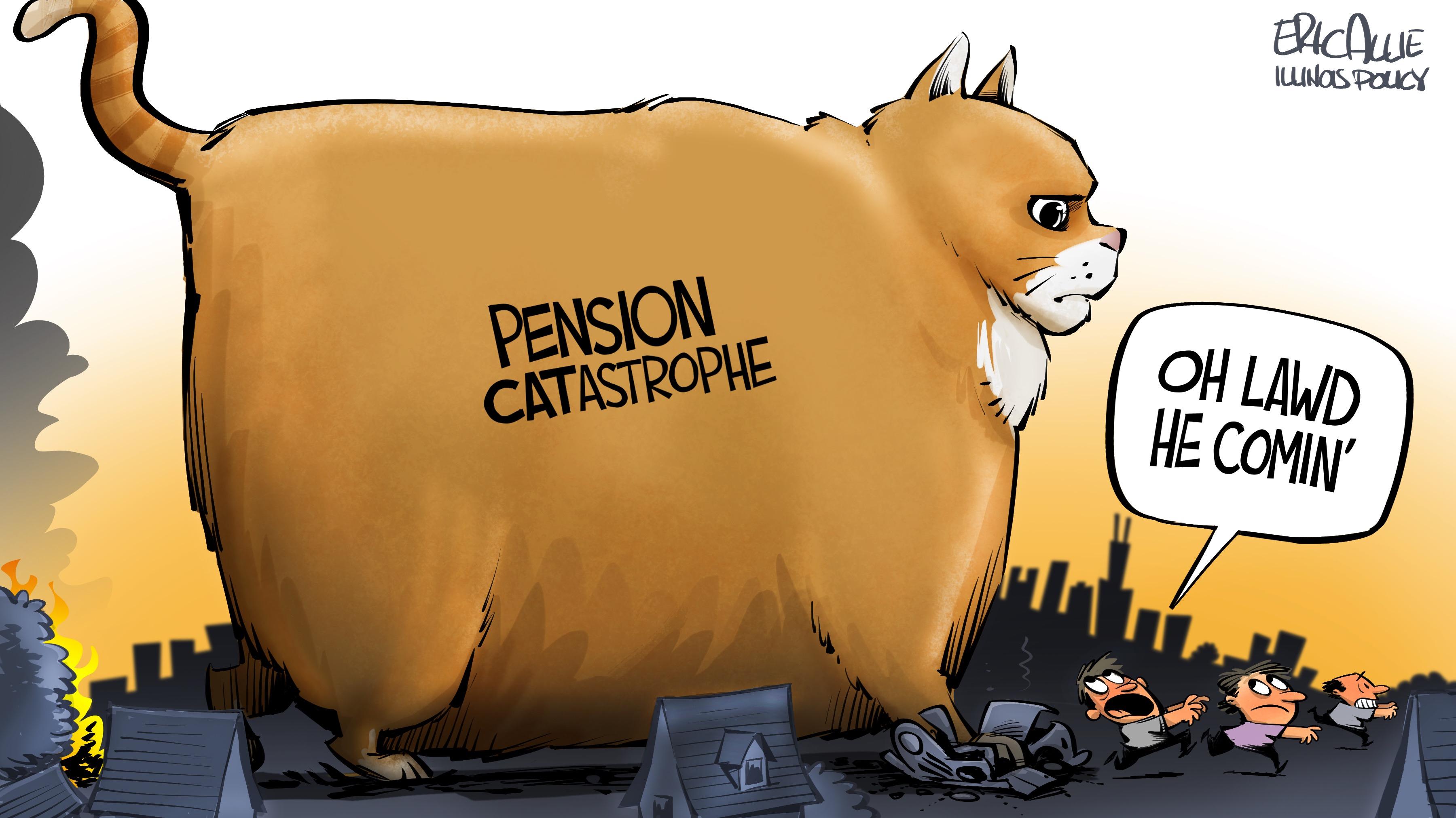 Pension CATastrophe chonker