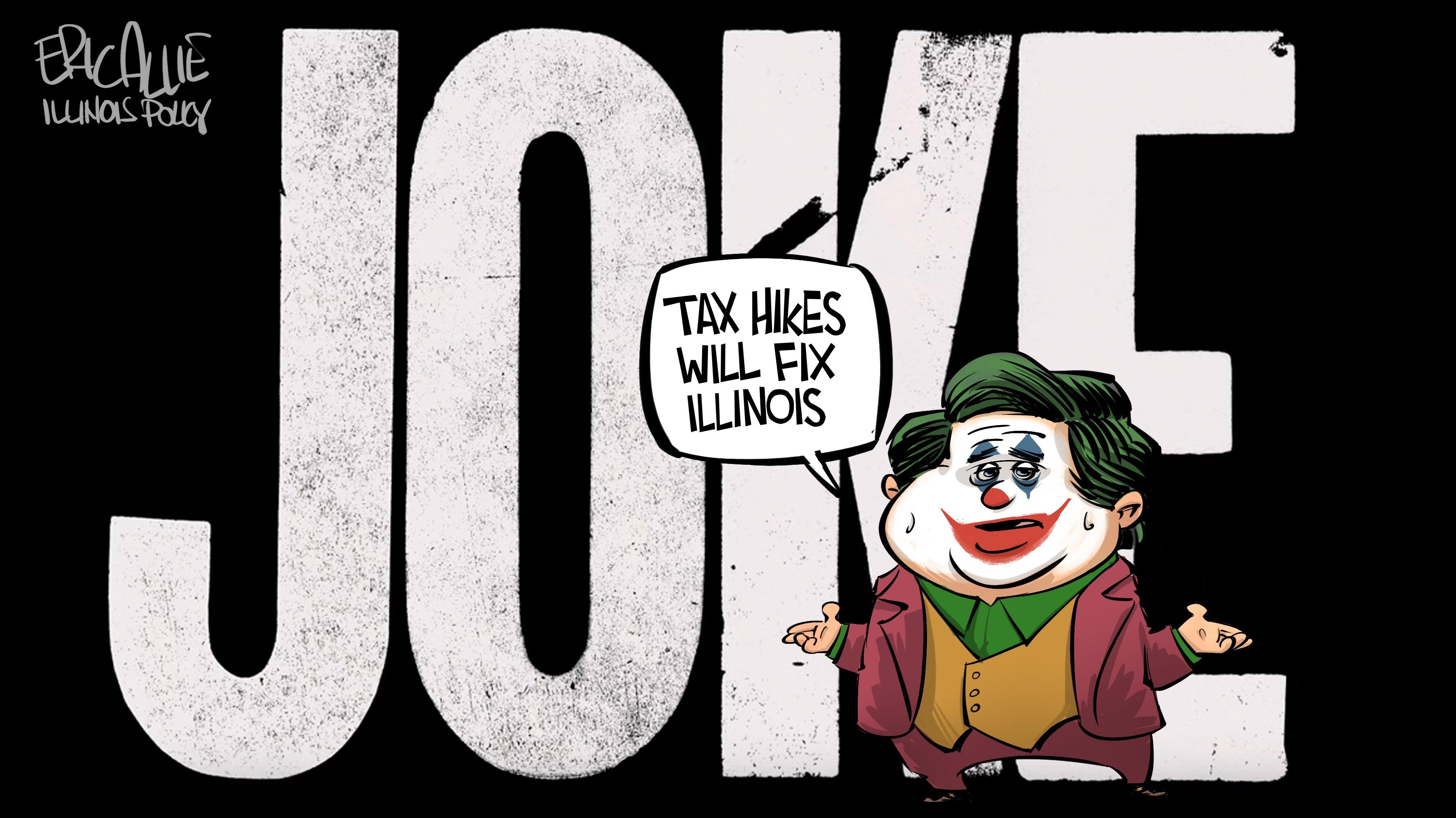 JB Pritzker The Joker