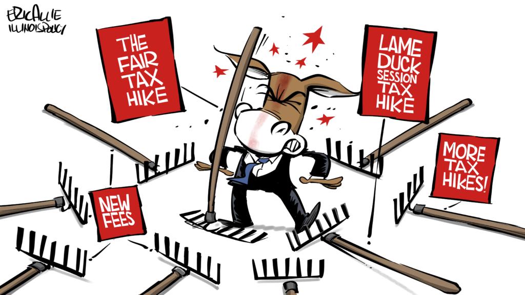Democrats' epic tax fail